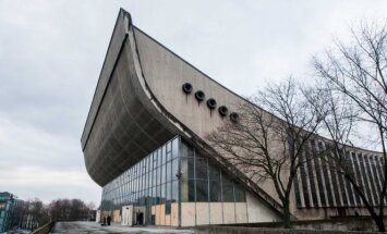 the Vilnius Concert and Sports Palace