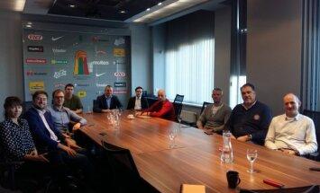 LKF ir FIBA licencijuotų agentų susitikimas
