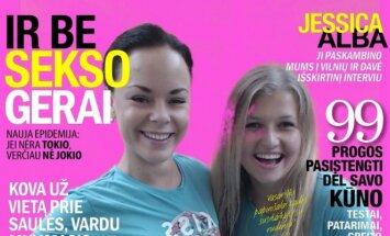 Naktiniame moterų bėgime - jaunos, žavios, drąsios COSMO skaitytojos!