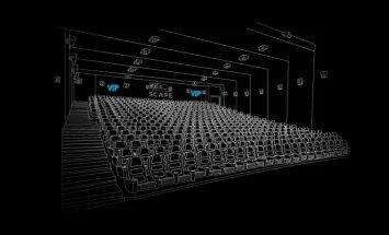 Forum Cinemas naujoji salė