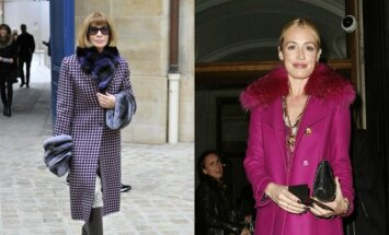 Anna Wintour,  Cat Deeley
