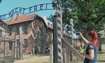 Pokemonai koncentracijos stovykloje