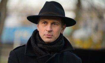 Nerijus Gadliauskas filme Patriotai (V.Venslovaičio nuotr.)
