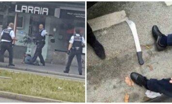 Vokietijoje vyras užmušė moterį