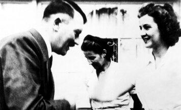 Hitleris ir Eva Brown