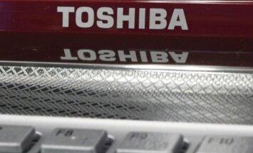 Toshiba nešiojamasis kompiuteris