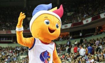 Europos krepšinio čempionatas 2015. Belgija - Latvija