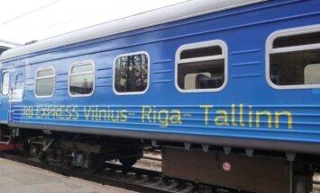 """Pažadas: """"Rail Baltica"""" projektas bus valdomas efektyviau"""