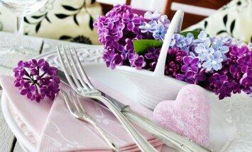 Namų dekoro idėjos gimtadienio šventei
