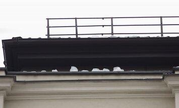 Tirpstantis sniegas