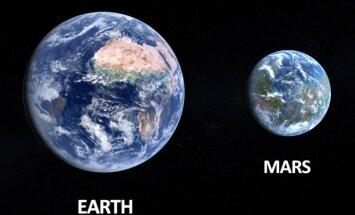 Ar Marsas kada nors atrodys taip?