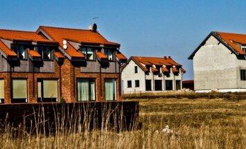 Pajūrio regioniniame parke esantys namai (asociatyvi nuotrauka)