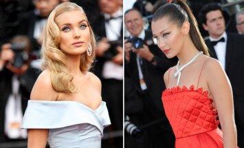 Kanų kino festivalyje svarbios ne tik mados, bet ir grožio tendencijos