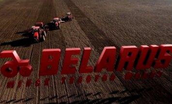 Traktoriai Belarus