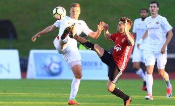 UEFA Europos lyga: Liepaja - Sūduva