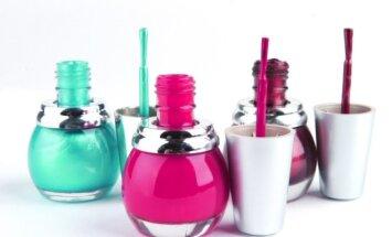 3 nagų lakų spalvos leis sukurti stilingą ir labai gražų manikiūrą.