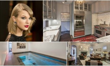 Taylor Swift apartamentai