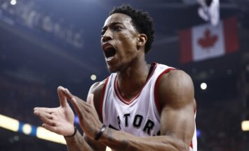 NBA atkrintamosios varžybos: Raptors – Bucks