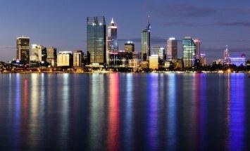 Pertas, Australija
