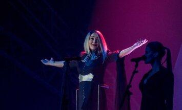 Džordanos Butkutės šou Aš - karalienė Klaipėdoje