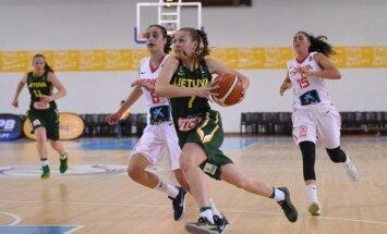 Krepšinis: Lietuva U20 – Ispanija U20