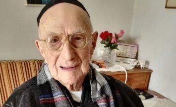 Seniausias pasaulio vyras Yisraelis Kristalas