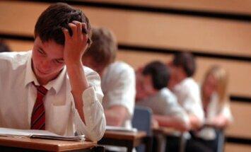Penkis šimtukus egzaminuose gavo du abiturientai iš Mažeikių ir Klaipėdos