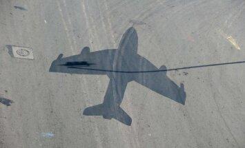 Hawker Hunter lėktuvas
