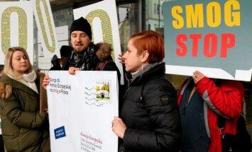 Lenkijos gamtosaugininkai kreipėsi į EK