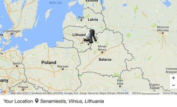 Interaktyvus žemėlapis