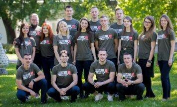 Mission Siberia 2017 team