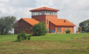 Atnaujinta Ventės rago ornitologinė stotis