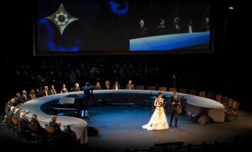 Auksinių scenos kryžių 2012 teikimo ceremonija