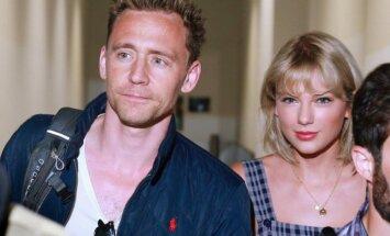 Tomas Hiddlestonas ir Taylor Swift