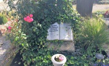 Ko galima pasimokyti iš kapinaičių Vokietijoje