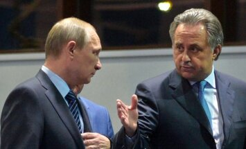 Vladimiras Putinas, Vitalijus Mutko