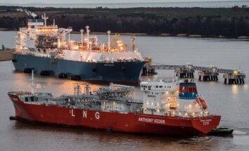 Kitą savaitę Lietuvą pasieks SGD iš Nigerijos
