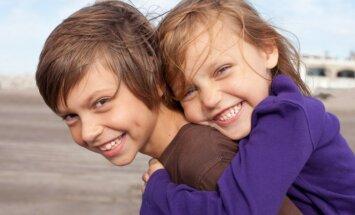 Mergaičių ir berniukų vaidmenys namuose: kaip reikėtų ugdyti mažuosius?