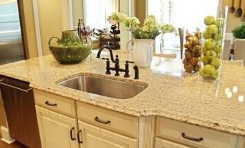 Kaip atnaujinti virtuvę be didelių investicijų