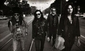 """The Sisters Of Mercy"""