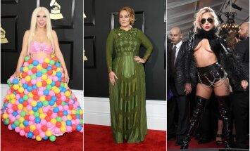 Grammy ceremonijos viešnios