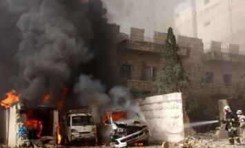 In Aleppo