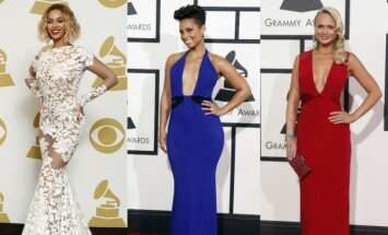 Atlikėjos Beyonce, Alicia Keys, Miranda Lambert