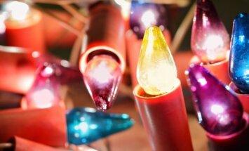 Kalėdinės lemputės