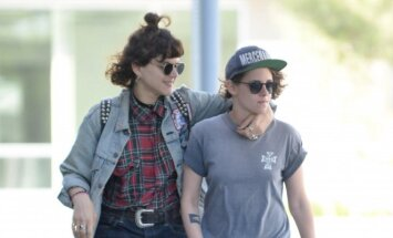 Kristen Stewart ir Soko