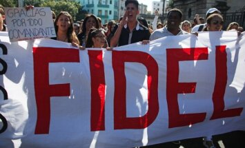 Fidelio Castro gerbėjai