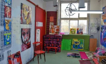 Gyvenimas ir darbas lofte: kūrybiniai ieškojimai