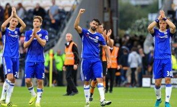 Londono Chelsea futbolininkai