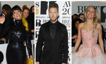 Britų muzikos apdovanojimų ceremonija