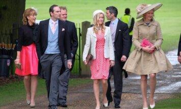 Pippos Middleton ir Jameso Matthewso vestuvių svečiai